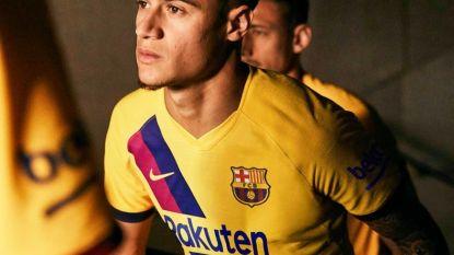 FC Barcelona eert met nieuw uitshirt opleidingscentrum La Masia