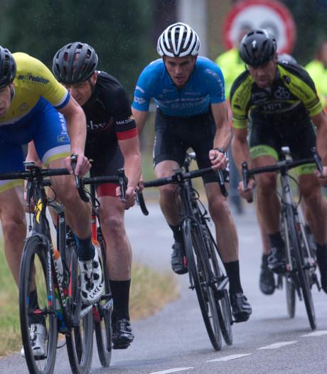 Aaltenaar Patrick Somsen Nederlands kampioen wielrennen bij Masters 40+
