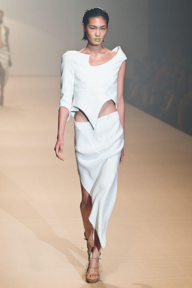 6410714fe95e20 Stylist van Lady Gaga stelt teleur in Parijs