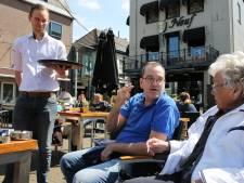 Terrassen in Raalte mogen uitbreiden: 'Ondernemers kwamen zelf met schetsen'
