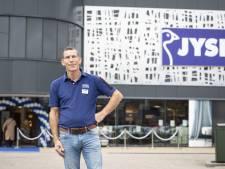 Jysk opent nieuwe winkel aan Woonboulevard  Almelo en het is gelijk druk