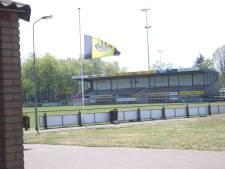 Verslagenheid bij voetbalclub Columbia Apeldoorn, ook TKA gelast wedstrijd af