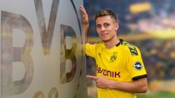 Thorgan Hazard heeft toptransfer te pakken: aanvaller officieel van Borussia Dortmund