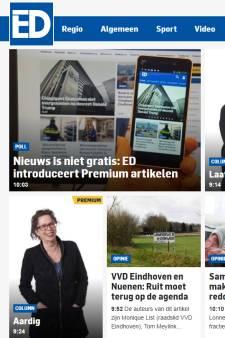 Nieuws is niet gratis: ED introduceert Premium artikelen