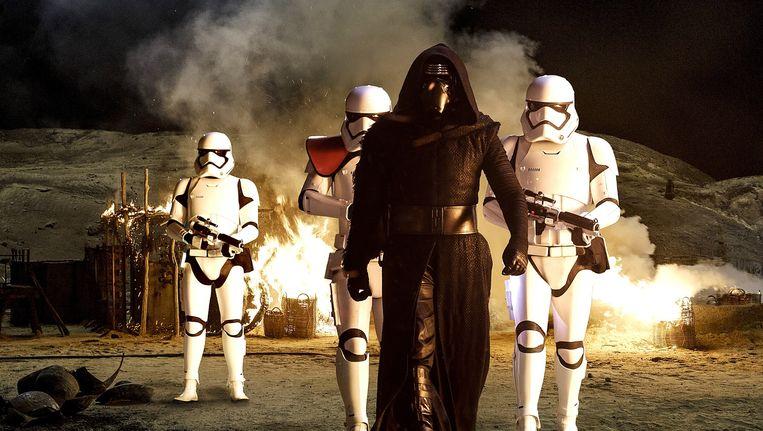 Star Wars: The Force Awakens Beeld Lucasfilm