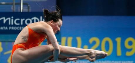 Schoonspringster Inge Jansen na heftig jaar dankbaar dat  de Olympische Spelen werden uitgesteld naar 2021