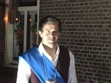 Wil Hopman nieuwe koning gemeente Heumen
