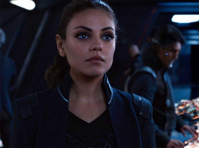 Ook Mila Kunis maakt kans op een Razzie voor haar rol als Jupiter Jones in 'Jupiter Ascending'.