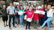 Leerlingen PISO volgen talentenstage in Unikamp Aarschot