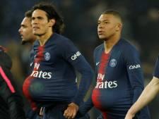 Bekijk de negenklapper van Paris-Saint Germain tegen arm Guingamp