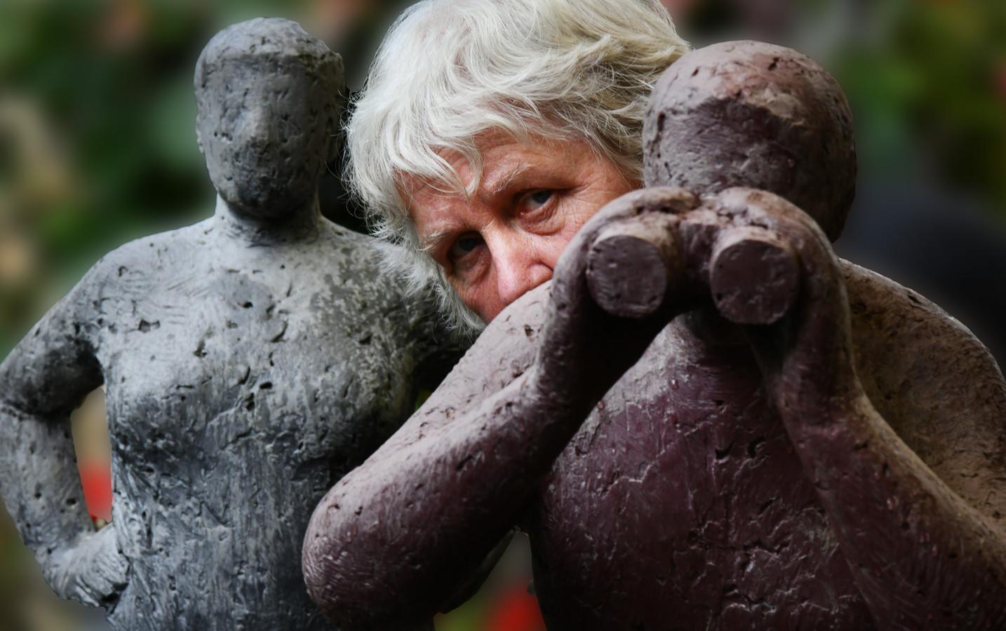 Gerry van der Velden.