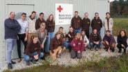 Scoutsleiders behalen EHBO-diploma na cursus bij Rode Kruis