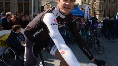 Jasper Stuyven wint sportverdienste van het jaar