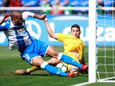 Seedorfs Deportivo schiet niets op met gelijkspel tegen concurrent