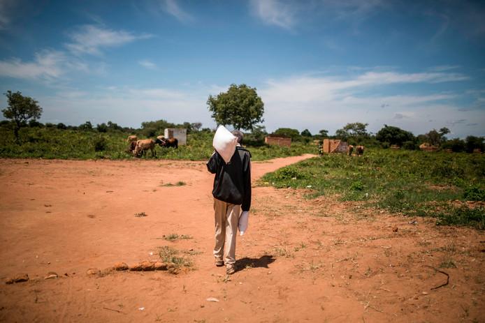 Het door honger geteisterde Zambia is nu in de ban van bizarre gifaanvallen.