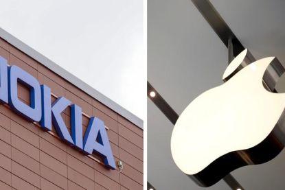 Apple en Nokia beëindigen patentstrijd