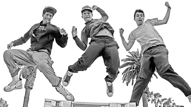 Beastie Boys Beeld Beastie Boys