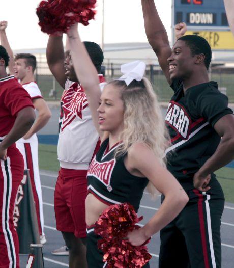 Het zware leven van cheerleaders