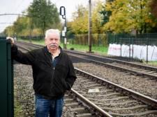 Nuenen wil spoorsloot in Eeneind terug wegens trillingen door treinen