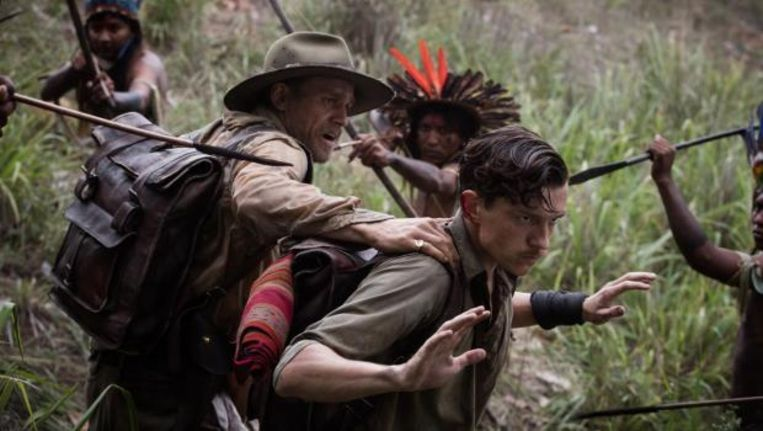 The Lost City of Z Beeld rv