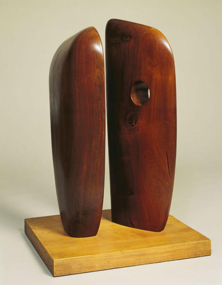 Forms in Echelon, 1938 Beeld Marjon Gemmeke