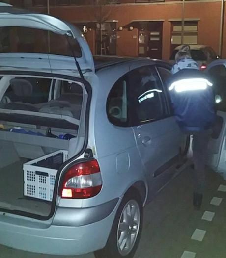 Opnieuw tientallen auto's niet goed afgesloten in Sliedrecht
