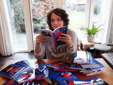 Erpse Eline (18) schrijft boek na verkeersongeluk: 'Mijn hoofd is een grote knoop met kerstlampjes die het niet allemaal meer doen'