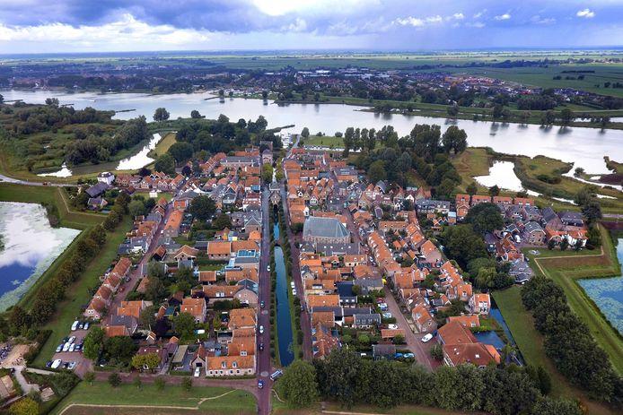Het stadje Nieuwpoort (archiefbeeld).