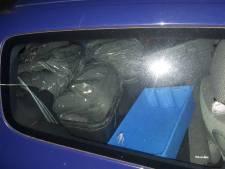 19 vuilniszakken met ondermaatse vis gevonden in Breskens