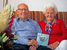 Ary (89) en Krijnie (86) zijn al 65 jaar getrouwd, maar 'hadden nooit gedacht deze leeftijd te halen'