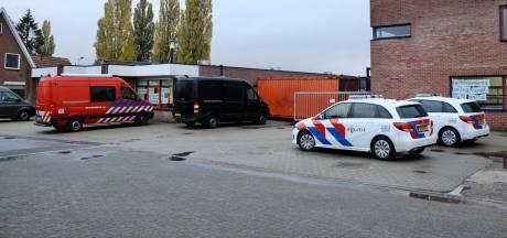 Man (38) opgepakt in onderzoek naar groot drugslab in Oldenzaal