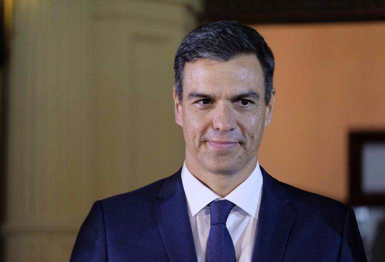 Pedro Sanchez (archiefbeeld)