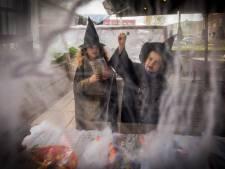 Ook heksjes willen af en toe naar buiten