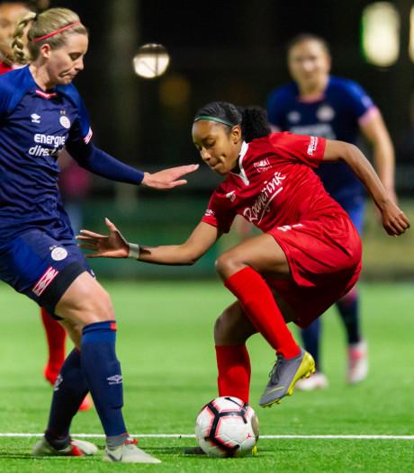 FC Twente Vrouwen blijft koploper, ondanks gelijkspel