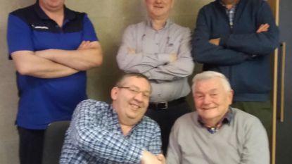 KRC Haaltert en FC Kerksken tekenen intentieverklaring voor oprichting rood-blauwe fusieclub KVC Haaltert-Kerksken