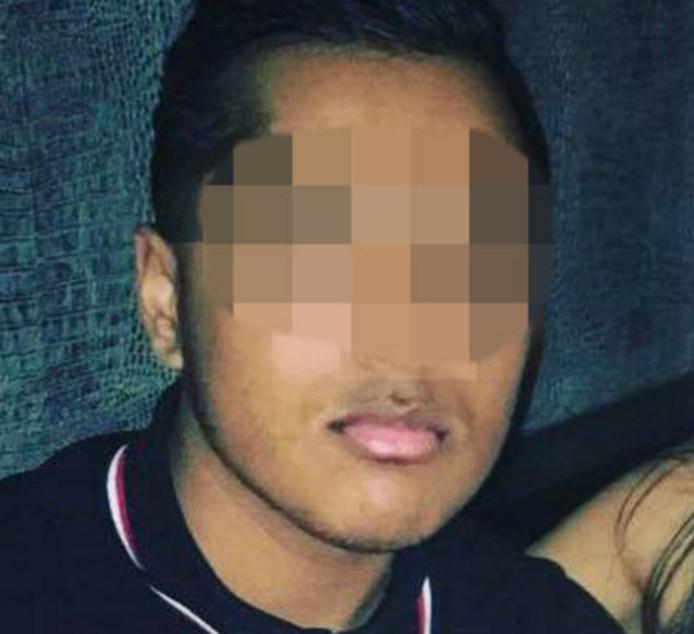 De verdachte Rahiied A. woont bij zijn moeder in Rotterdam-Zuid.