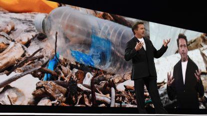 Robert Downey Jr. doet een 'Tony Starkske' en lanceert klimaatorganisatie op basis van technologie