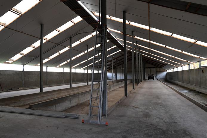 Leegstaande stallen worden een steeds groter probleem op het Brabantse platteland.