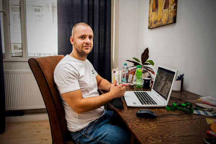 Rotterdammer Emiel Maliepaard deed zijn promotie-onderzoek bewust in Nijmegen.