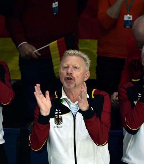 Becker wil nieuwe Davis Cup eerder én op andere locatie spelen