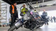 Meer dan 220 motards op eerste 'Dag van de Motorrijder'