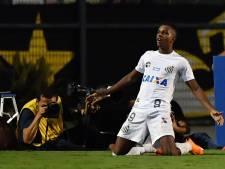 Santos omarmt nieuwe Neymar na heerlijke goal