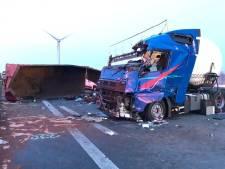 Chauffeur (42) uit Goor verliest lading: 1 dode en 4 gewonden