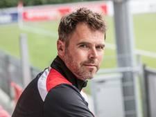 Jong PSV-coach Dennis Haar ziet goed spel met te weinig goals