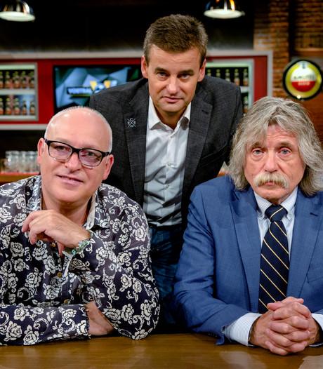 Van der Gijp na RTL-rel: Nog zeven maanden en dan is het klaar