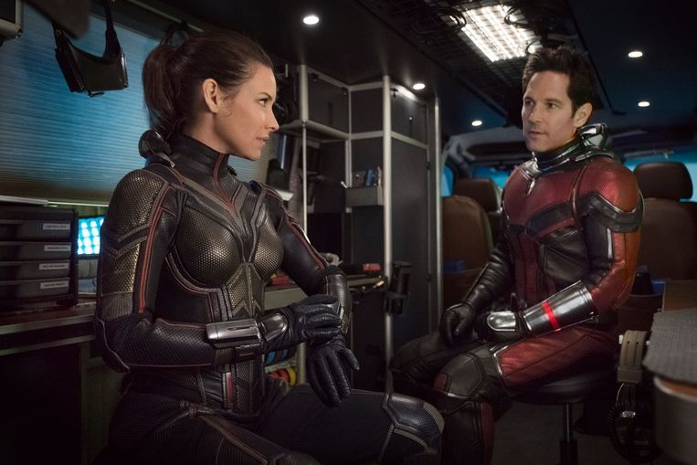 Ant-Man and the Wasp Beeld Marvel