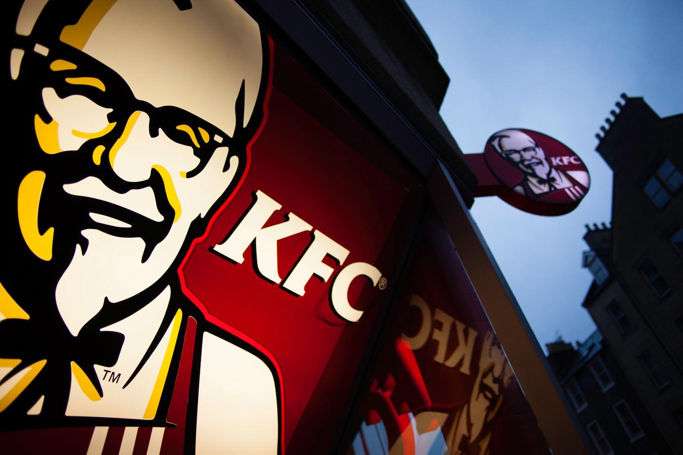 KFC opent filiaal in Helmond.