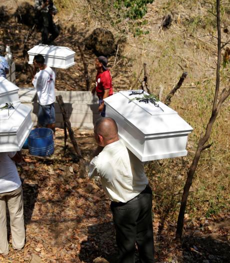 Generaal El Salvador geeft massamoord op meer dan 1000 mensen in 1981 toe