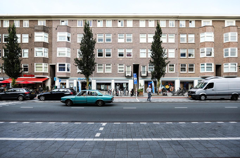 Rivierenbuurt, Rijnstraat.
