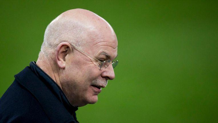 Foto ter illustratie: PSV directeur Toon Gerbrands, die geschokt reageerde op de getuigenissen van seksueel misbruik van een oud-speler.